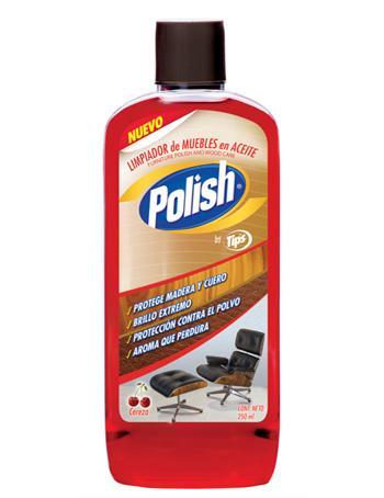 Limpiador de muebles en aceite calbaq for Muebles en polan