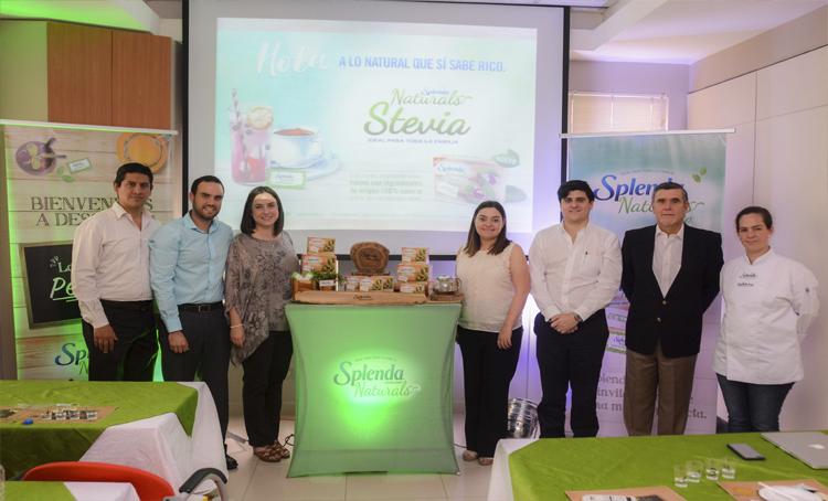 Lanzamiento Splenda Naturals Stevia - Calbaq